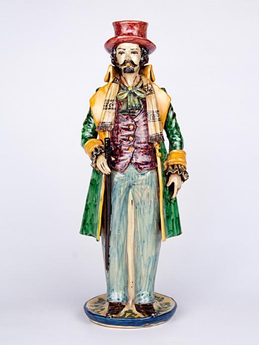 Lumiera uomo con abito elegante (H 40)