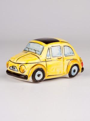 Fiat 500 gialla (H 6)