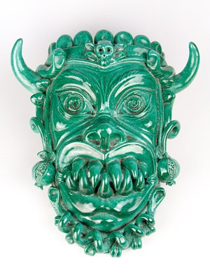 Maschera anti sventure (Tir. Limitata) (H 43)