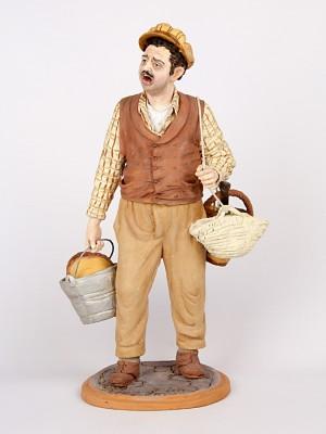 Pasquale, il venditore ambulante (Tir. Limitata) (H 35)