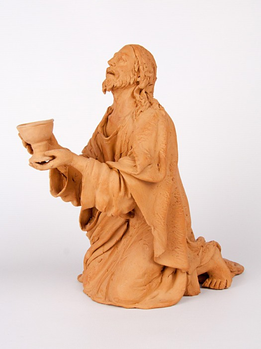 Cristo nell'orto di Getsemani (Tir. Limitata) (H 25)