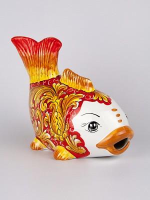 Pesce trota da appoggio (H 19)