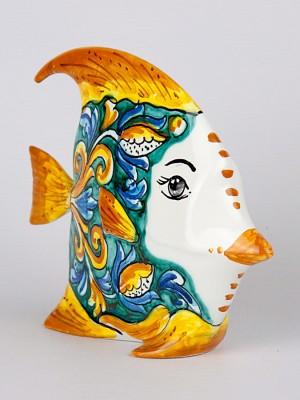 Pesce tropicale da appoggio grande (H 18)