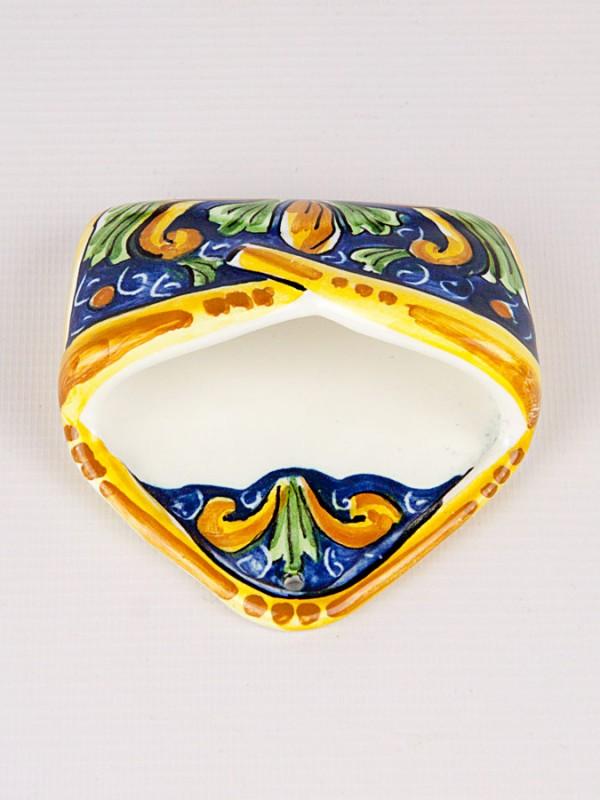 Busta portalettere da appendere (H 10) Oggettistica - CeramicArt Caltagirone