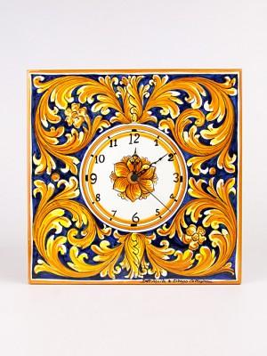 Orologio quadrato da parete (H 30)