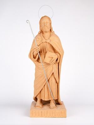 Statuaria Sacra San Giacomo Maggiore Apostolo (H 54)