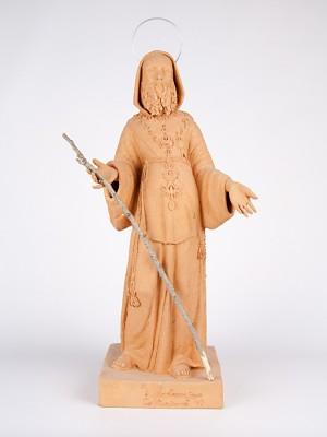 Statuaria Sacra San Francesco di Paola (H 55)