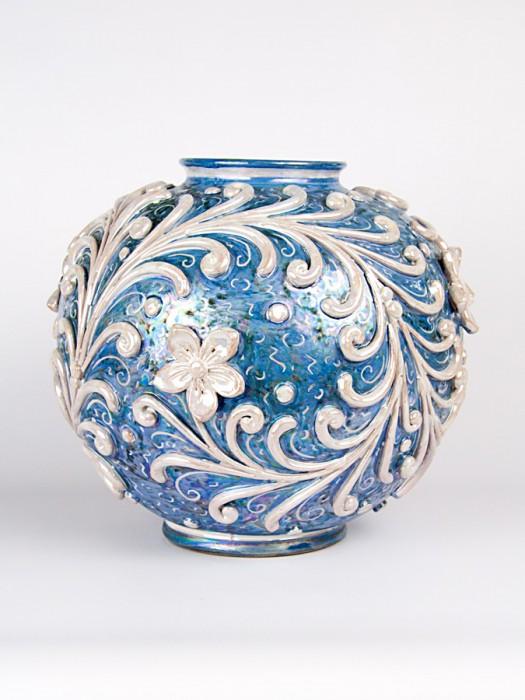 Vaso bombola barocco (H 29)